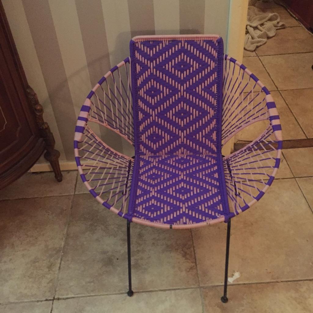 1960's tub chair