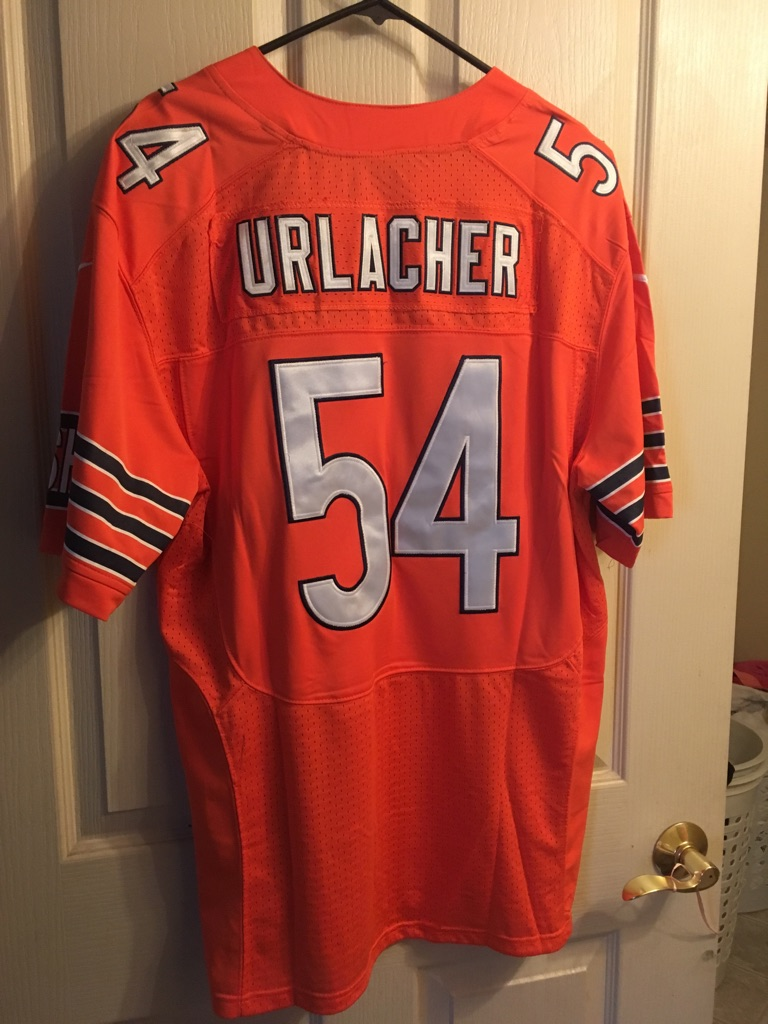 Nike Chicago Urlacher jersey