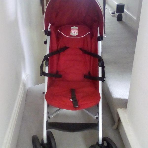 Liverpool joie stroller