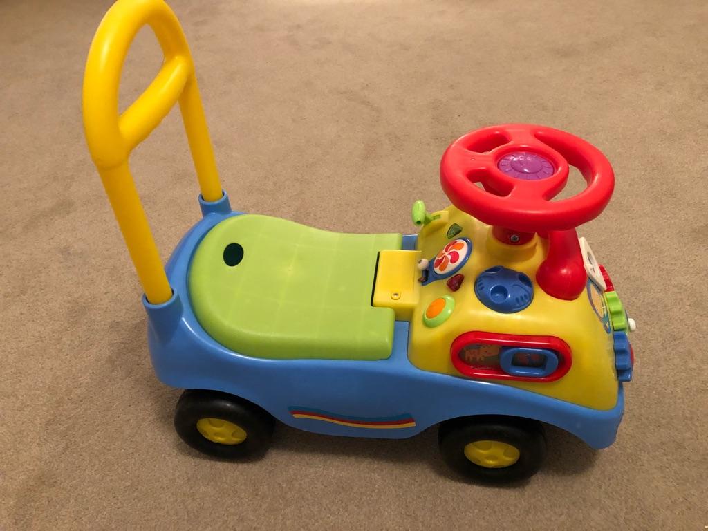 Toddler Ride On
