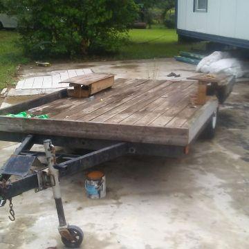 6×12 utility trailer