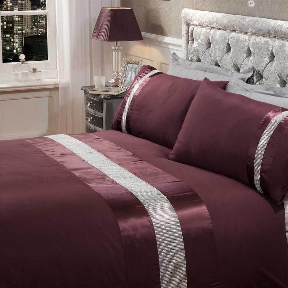 Diamanté Sparkle Duvet Set