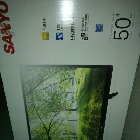 Sayno 50in tv
