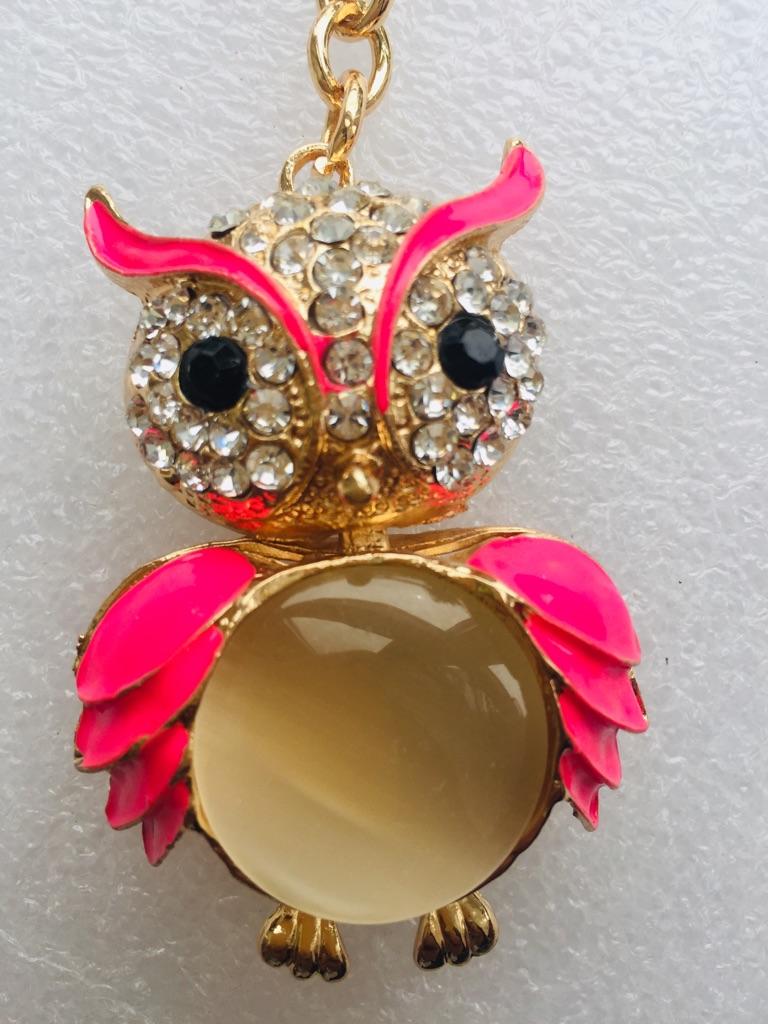 Keys ring holder with owl ***** 2