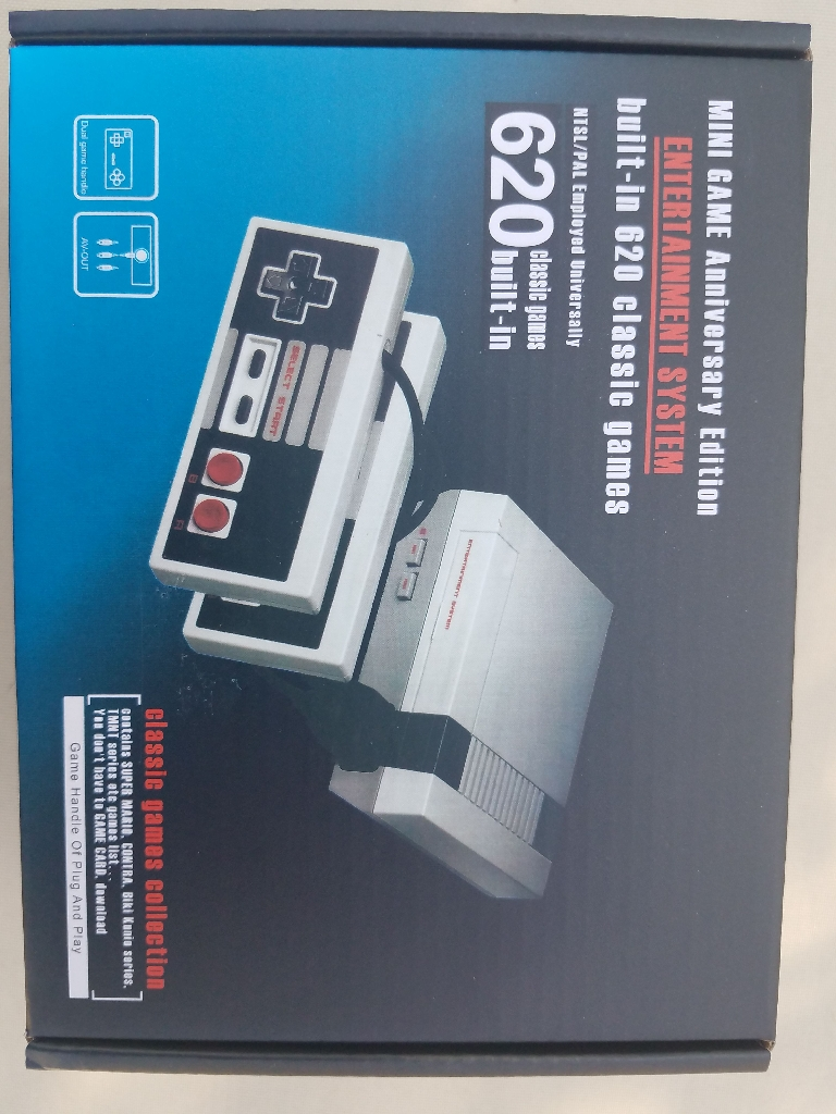Entertainment system 620