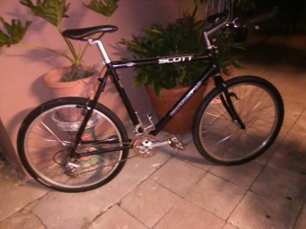 SCOTT Vantage10 MTN bike