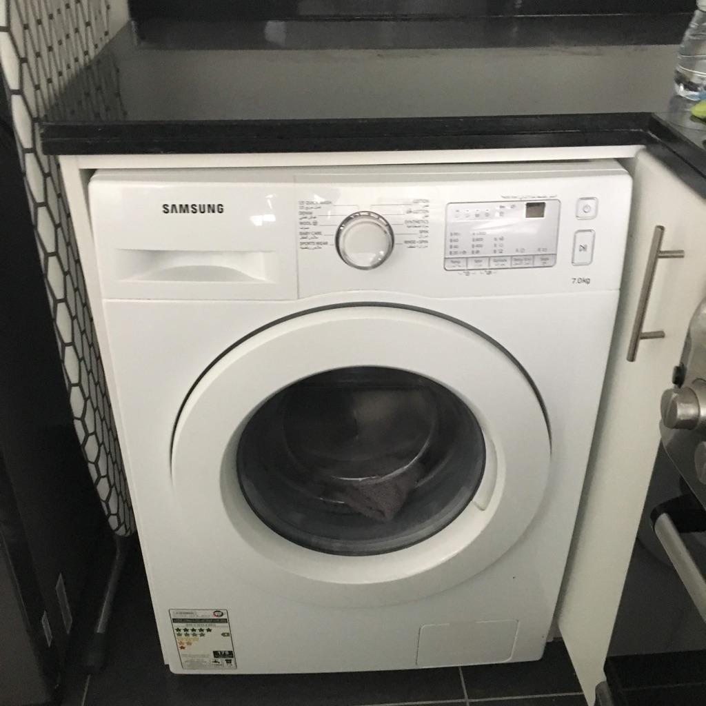 Washing machine 1 year old