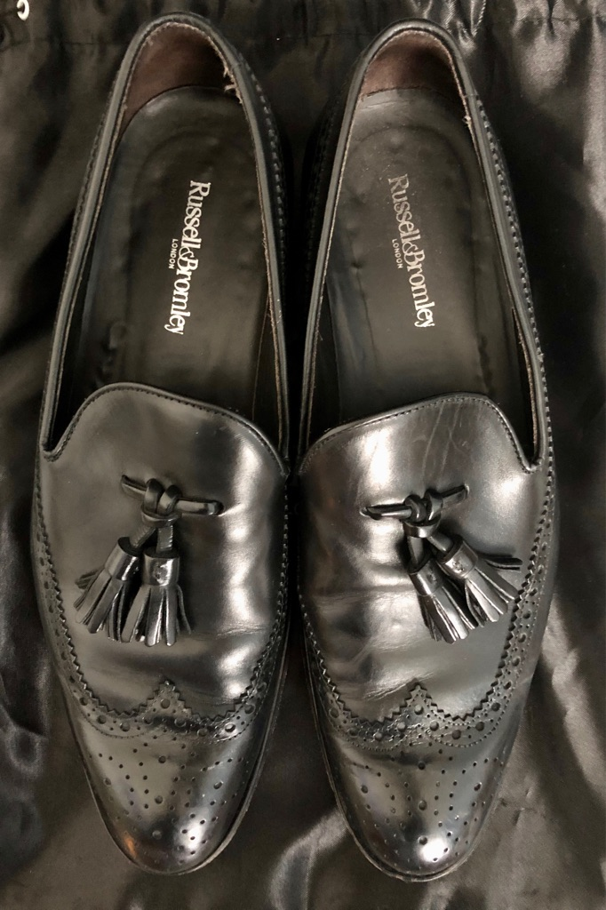 Russell and Bromley men's shoes