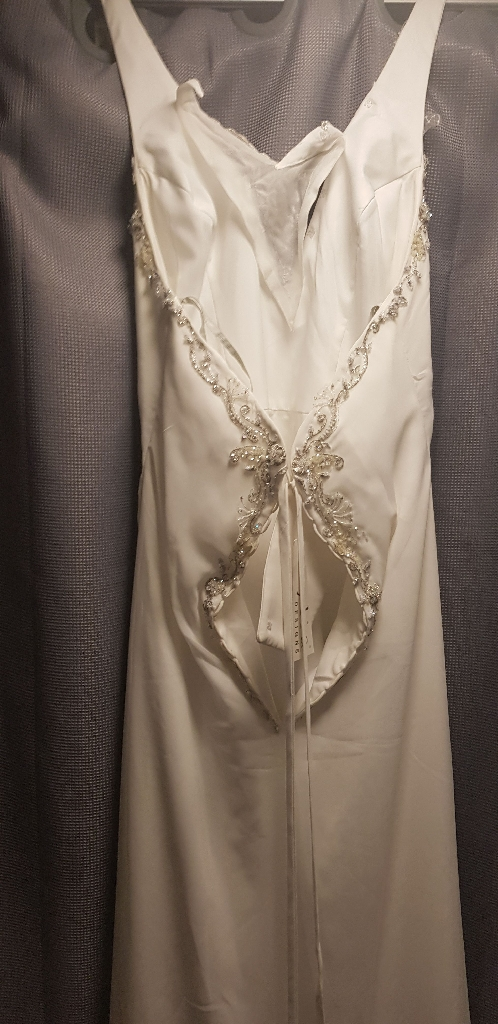 Wedding Dress New size 16