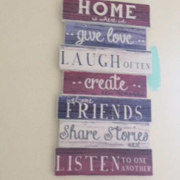 Next Home Wall Decoration