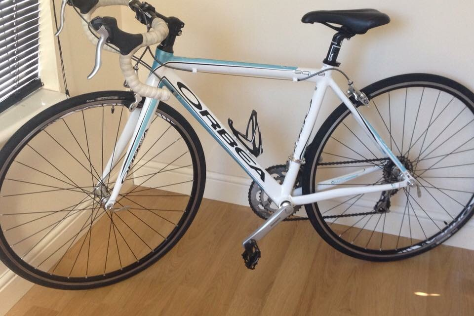 Orbea Aqua 49 ladies bike