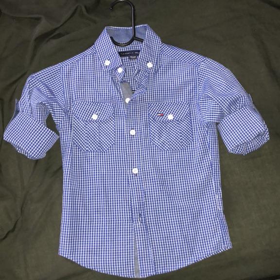 Tommy Hilfiger boys shirt