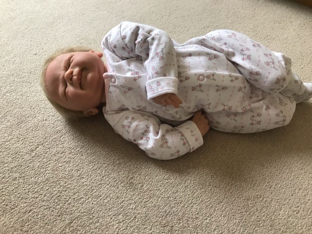 Mary Shortle Reborn Baby