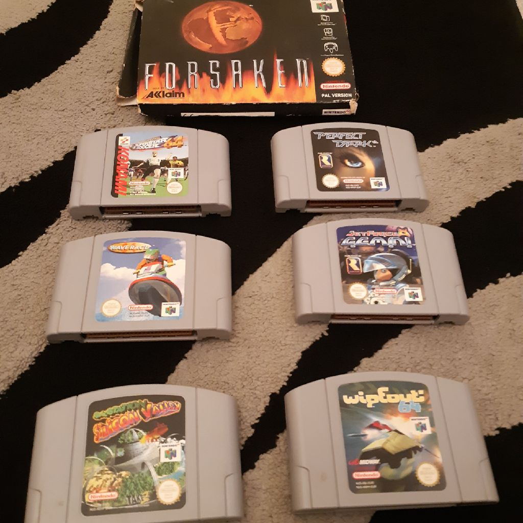 N64 game bundle