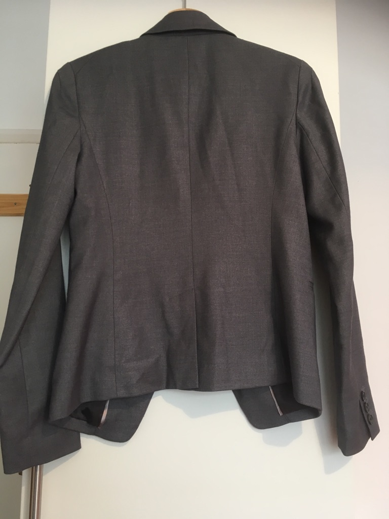 Grey GAP blazer UK size 6