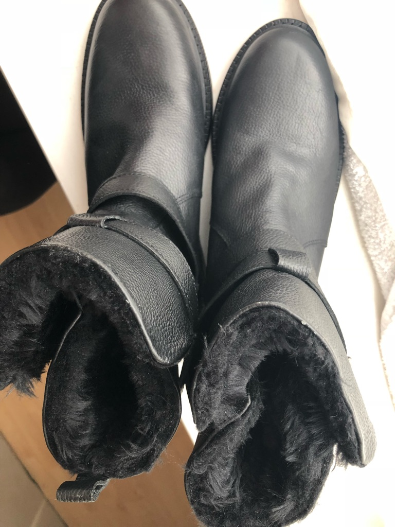 OFFICE boots size 4