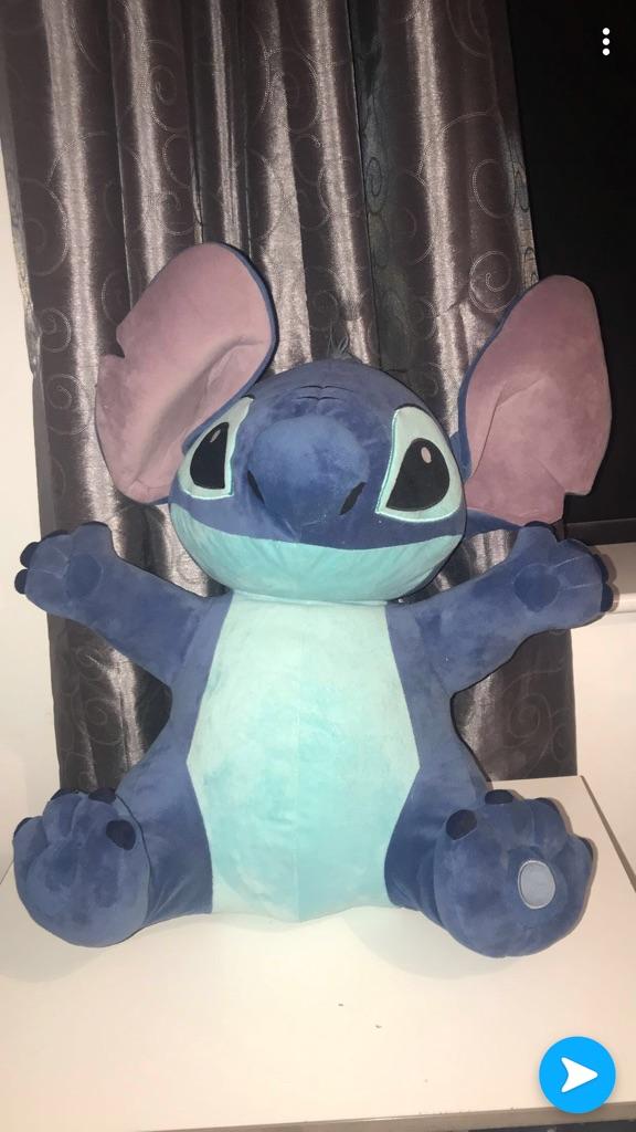 Stitch teddy