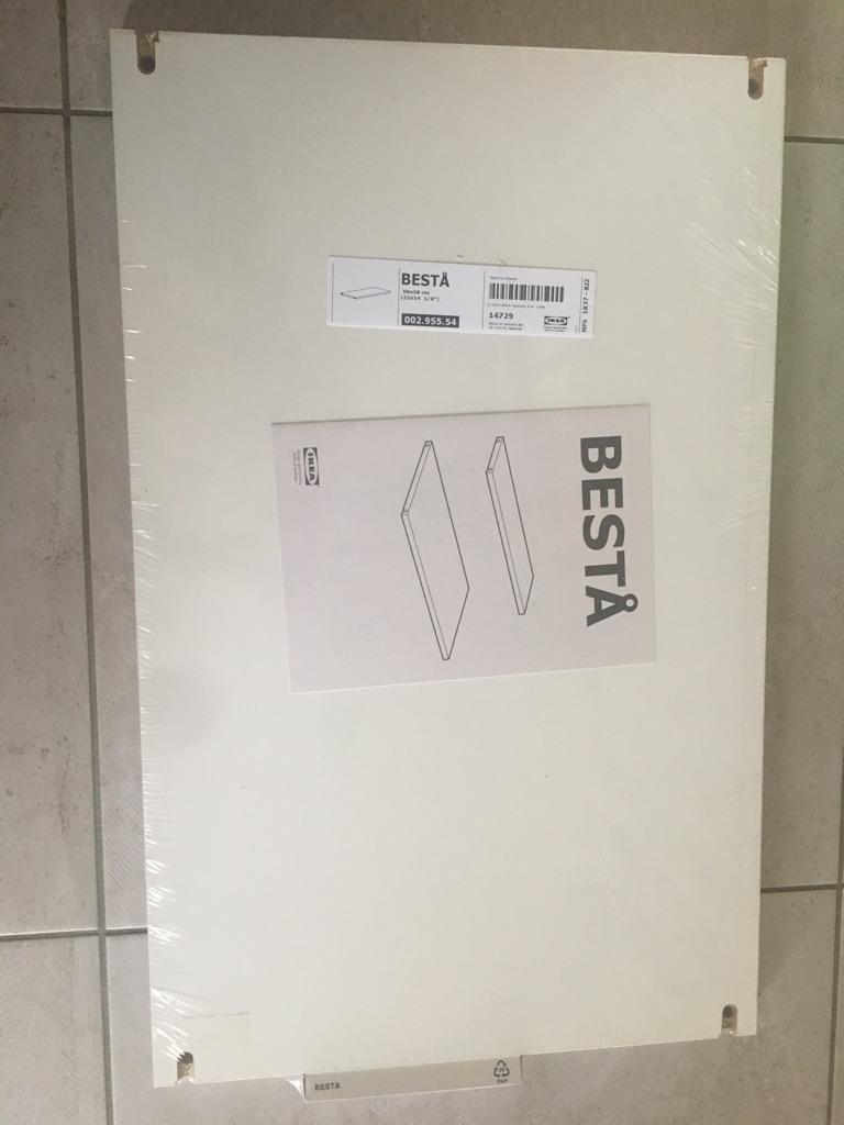 IKEA BESTA shelves