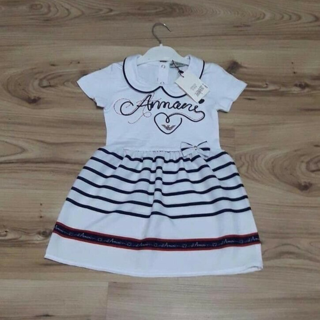 Brand new children's Armani dress with Tags