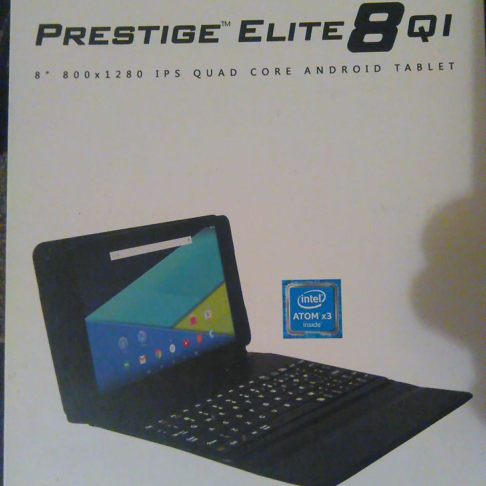 Elite tablet