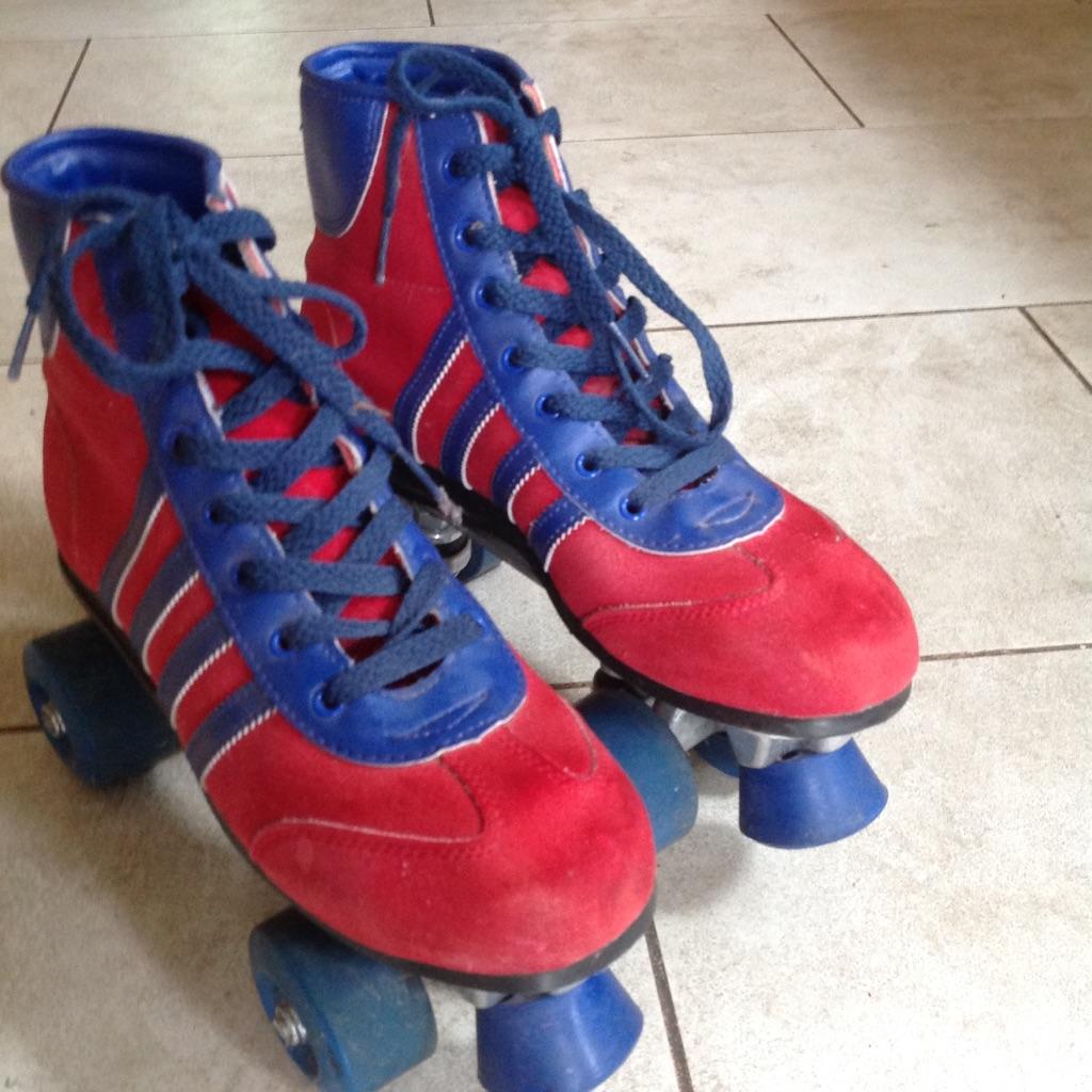 Vintage Quad skates