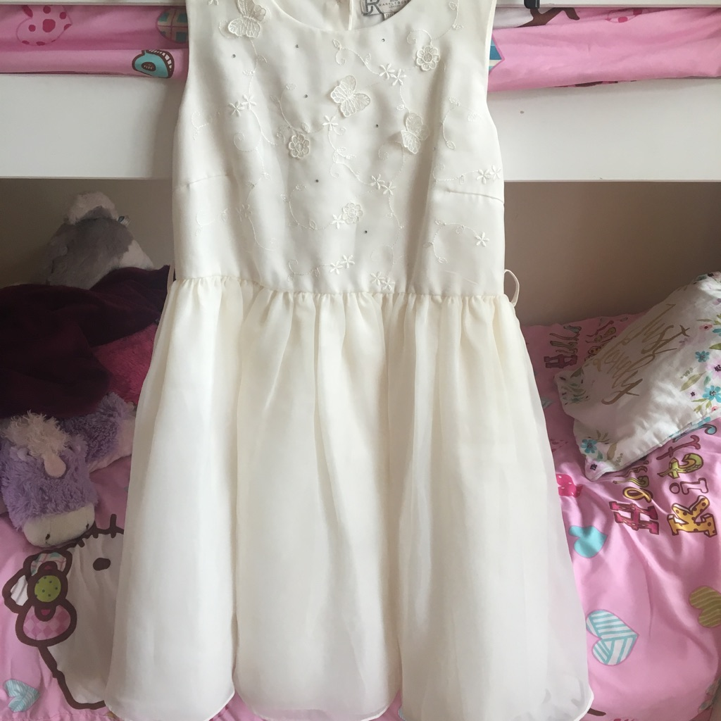 Wedding/communion dress