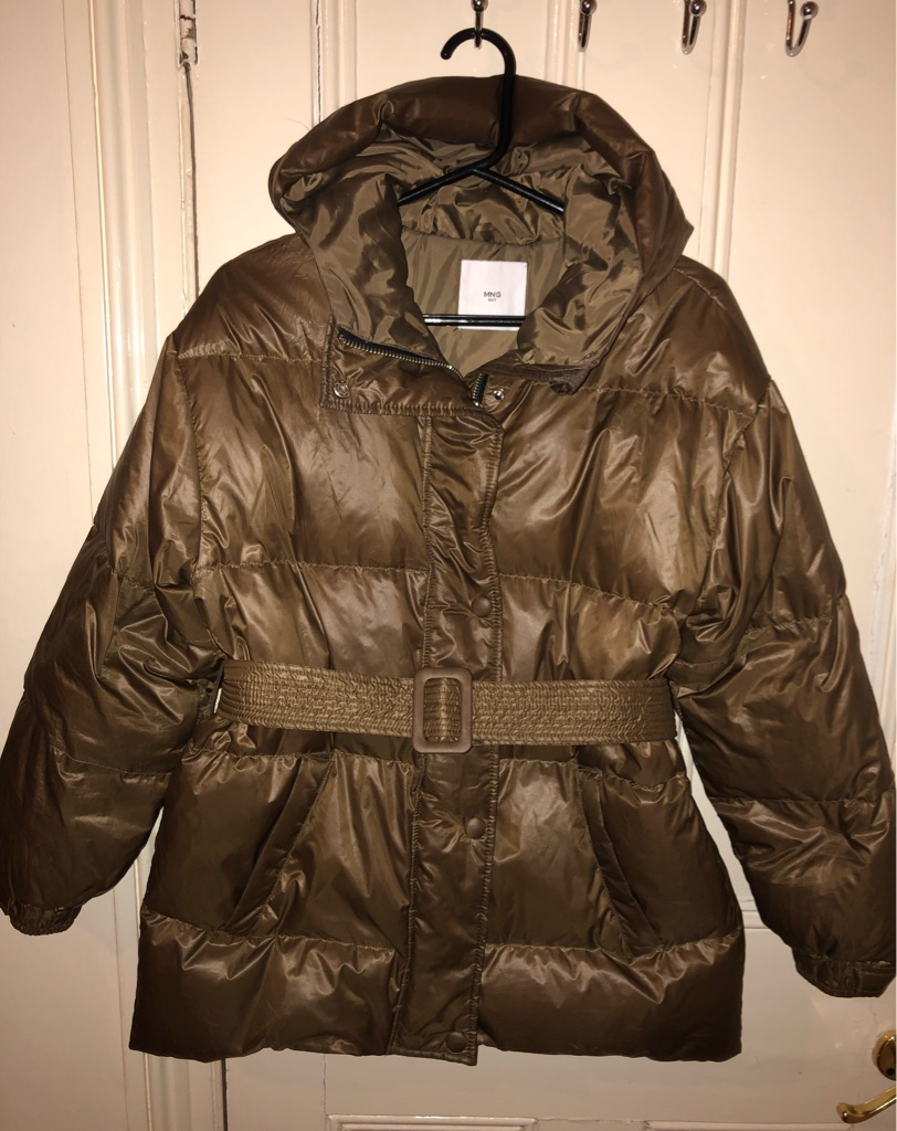 MNG Suit Puffer Jacket