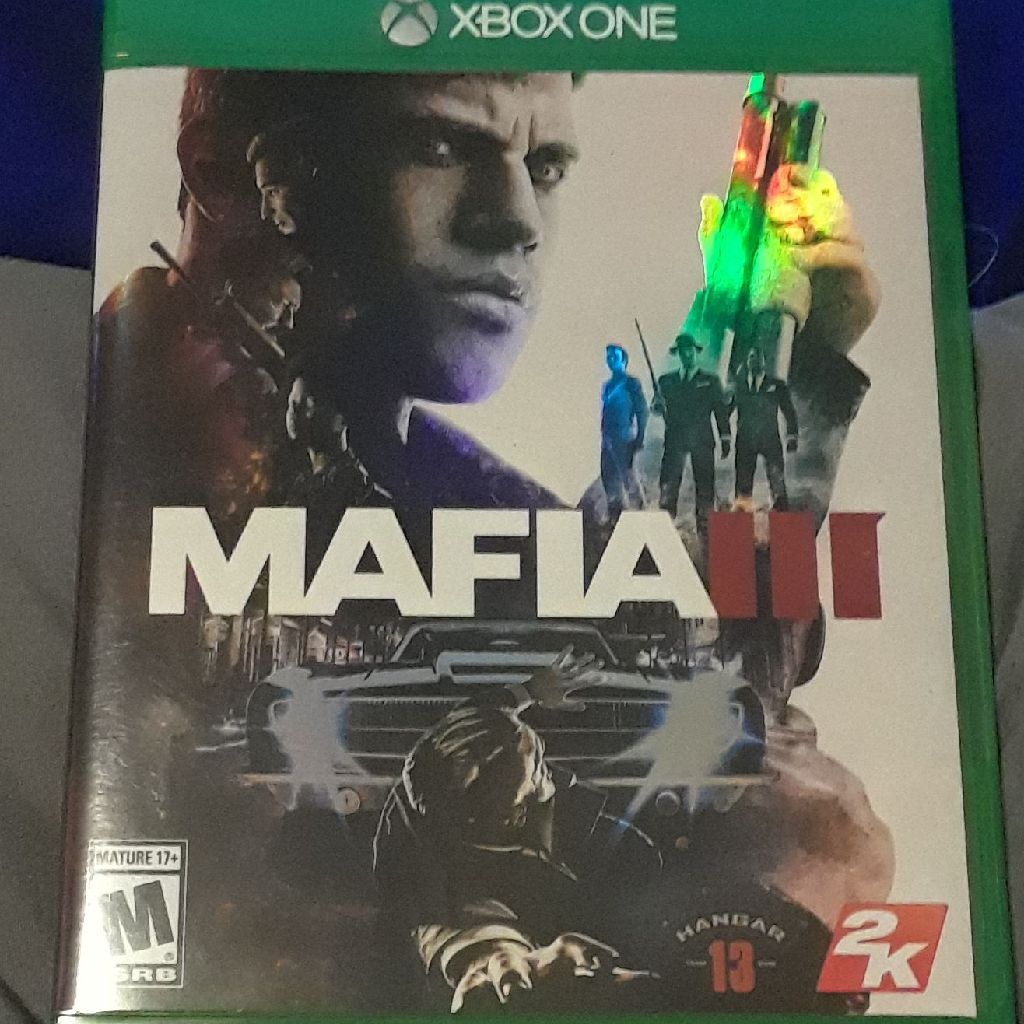 Mafia 3 Xbox one game