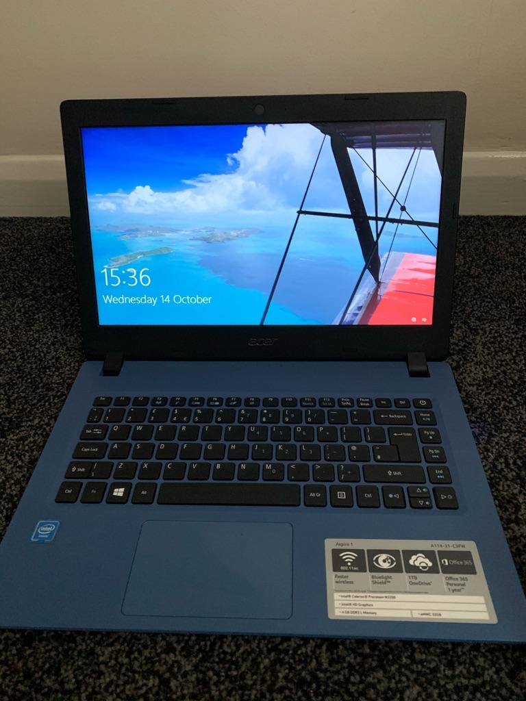 Acer Aspire 1 A114-31 Laptop