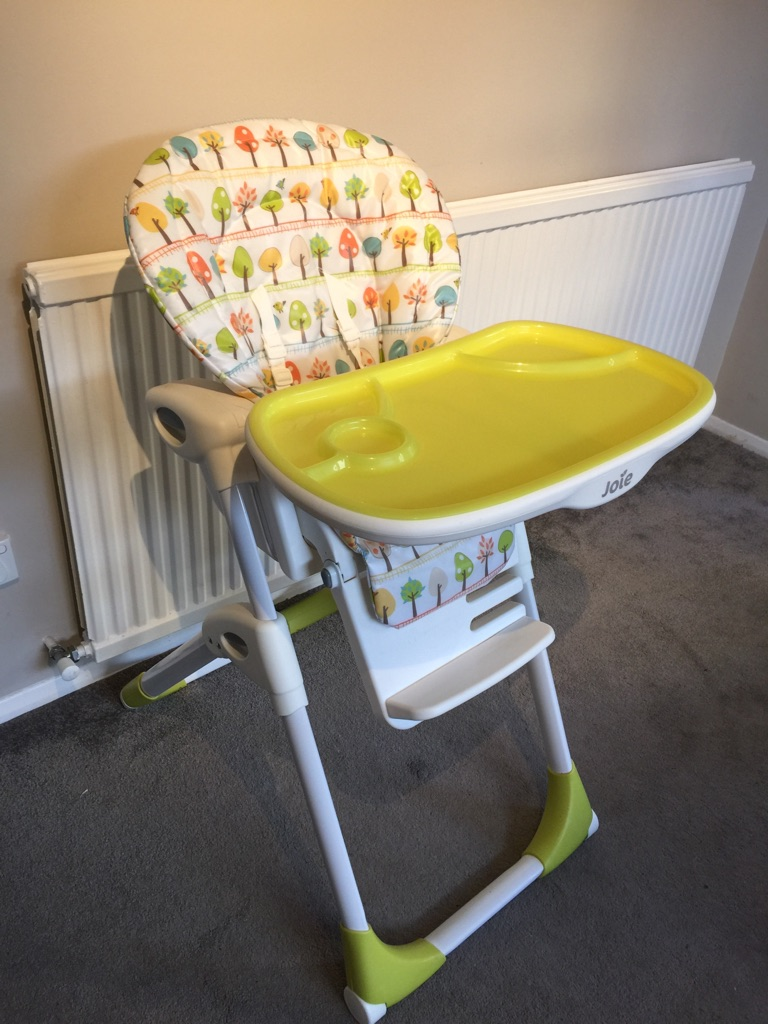 Joie Mimzy Parklife Adjustable High Chair