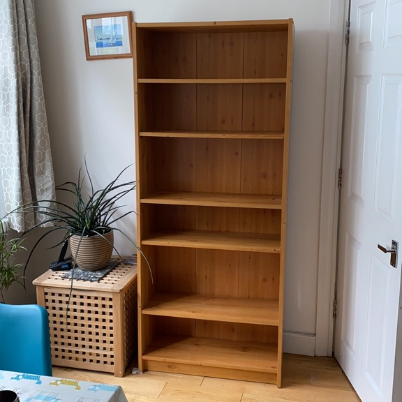 Shelves free to collect