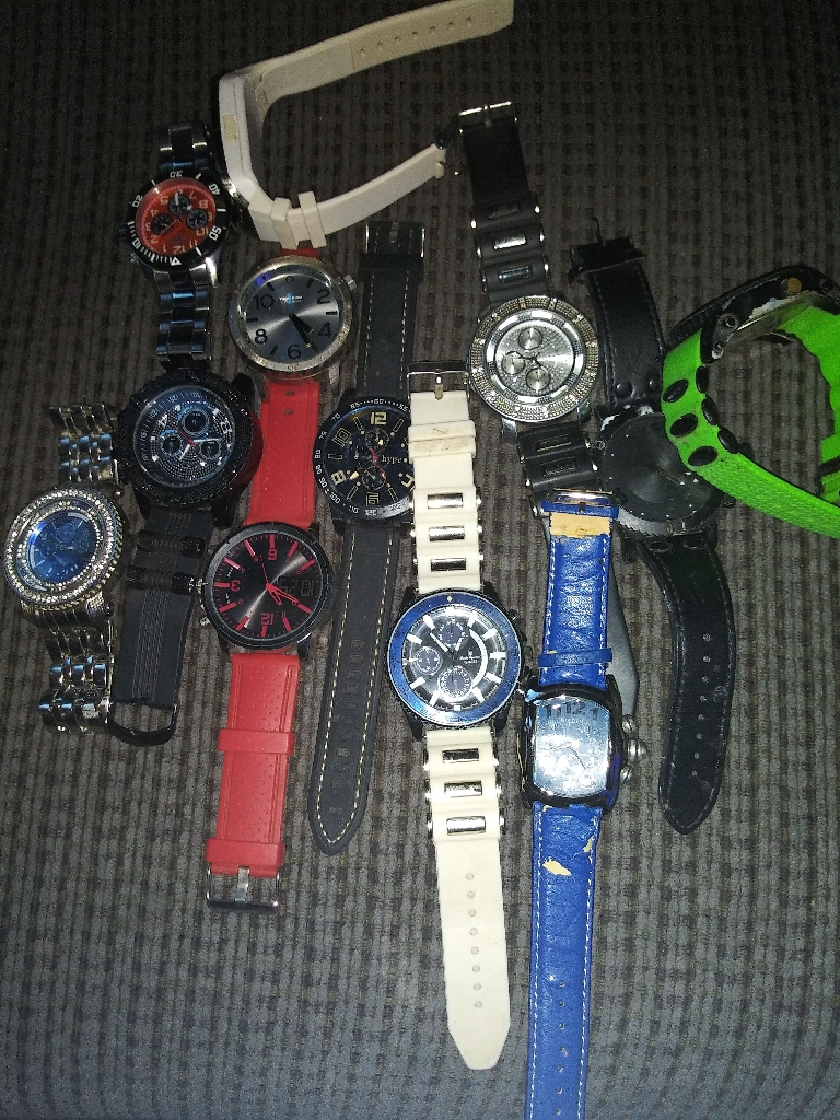 Mens Assorted Watches