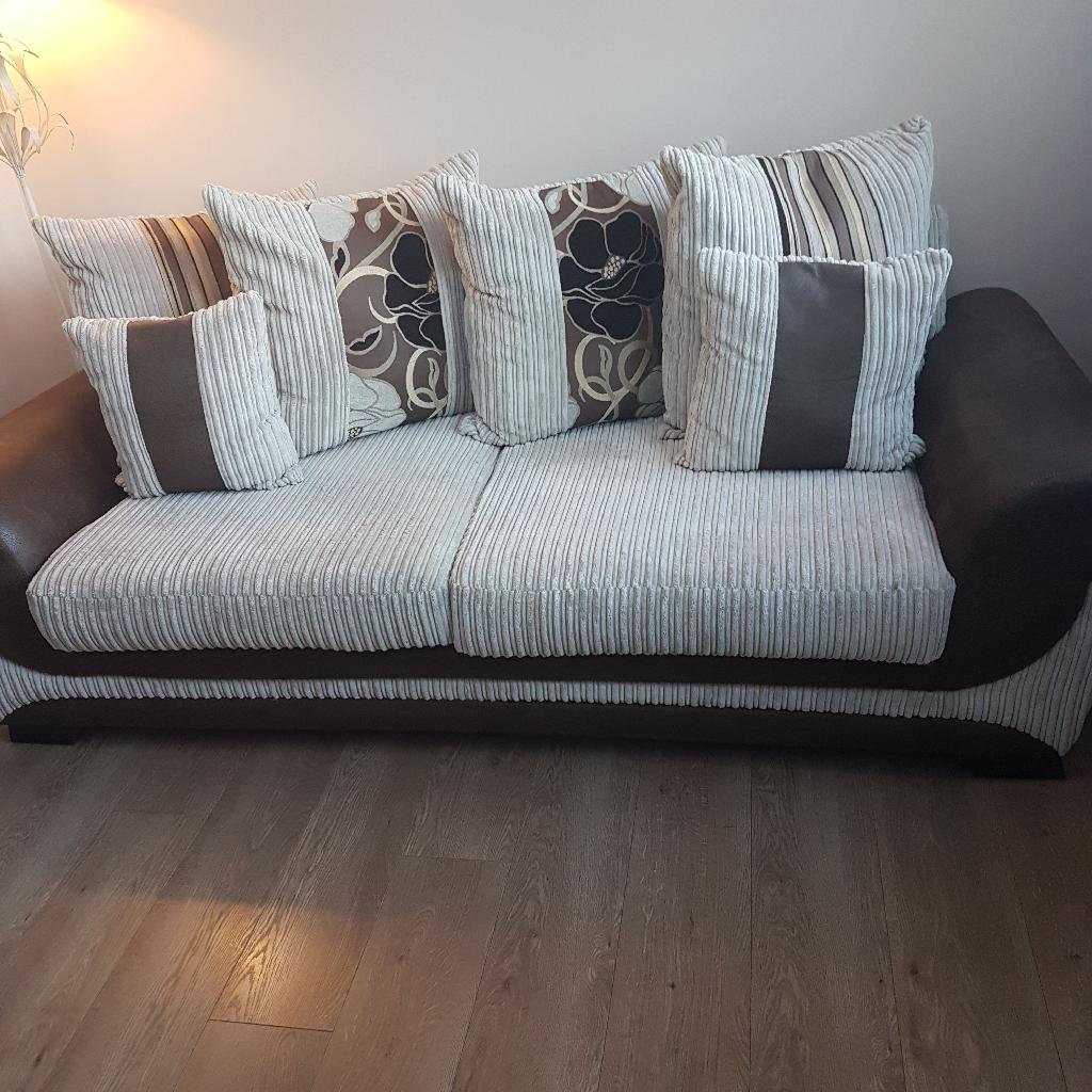 2 Seater sofa.