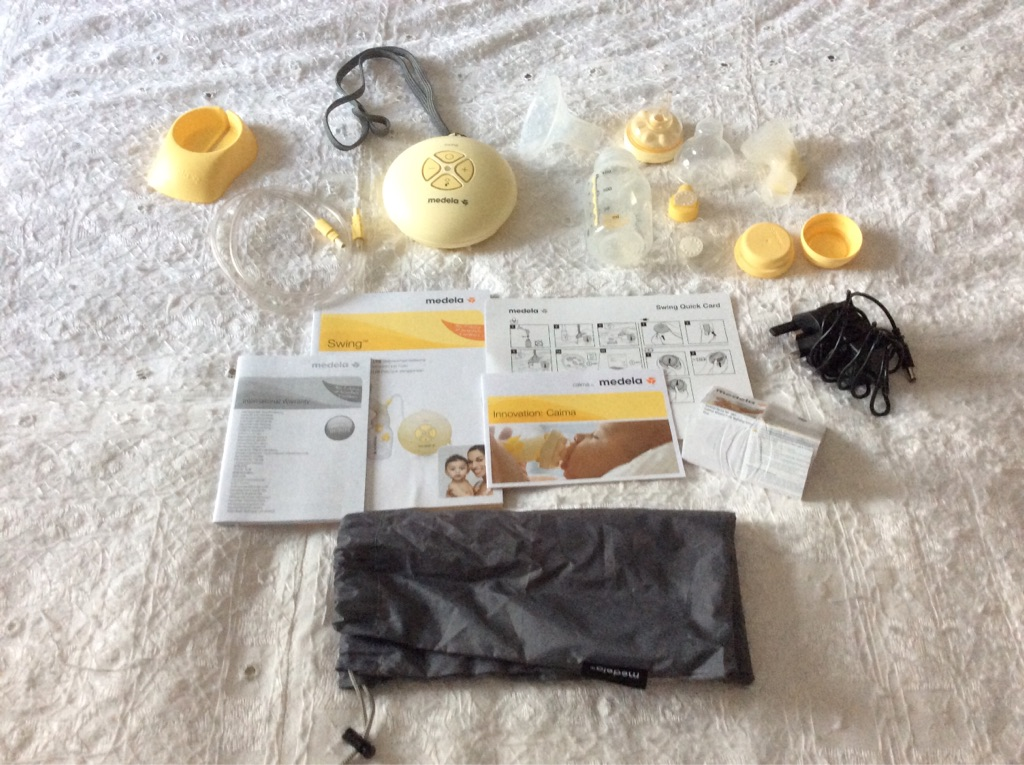 Medela Swing Breast Pump (electric & battery)