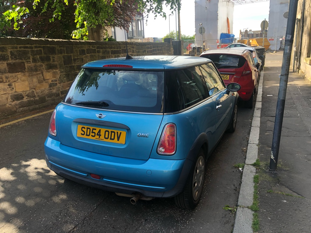 MINI ONE AUTOMATIC *LOW MILAGE*