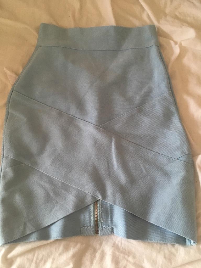 XS bandage skirt