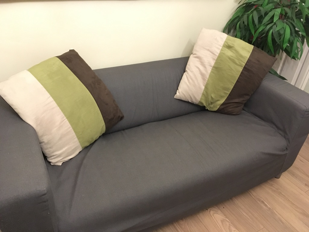 Klippan Ikea 3 seater sofa