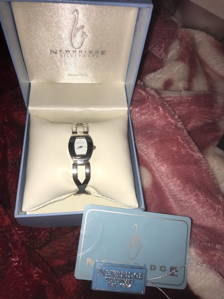 Newbridge Silver Plated Women's watch