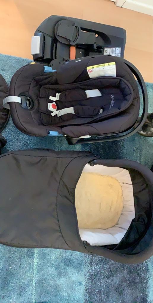 Mamas&Papas Pushchair and Car Seat Set