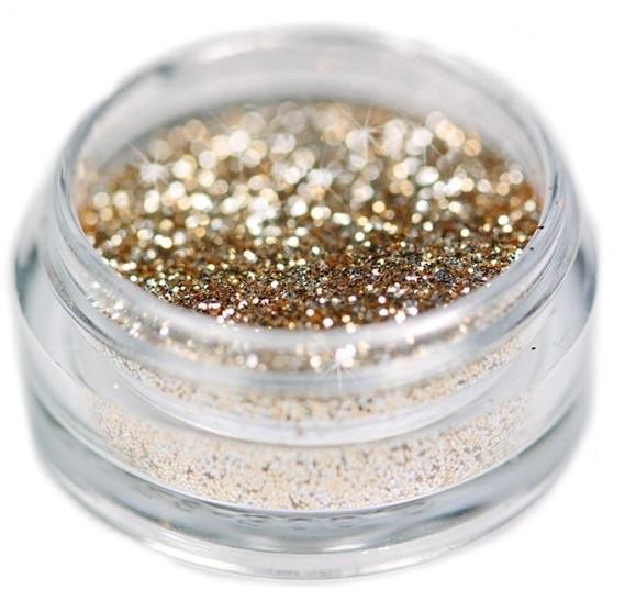 Loose glitter pots