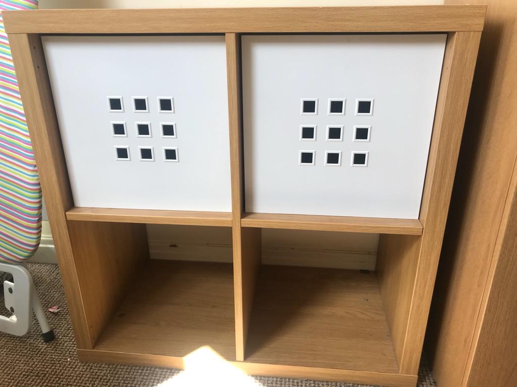 Ikea item called Kallax