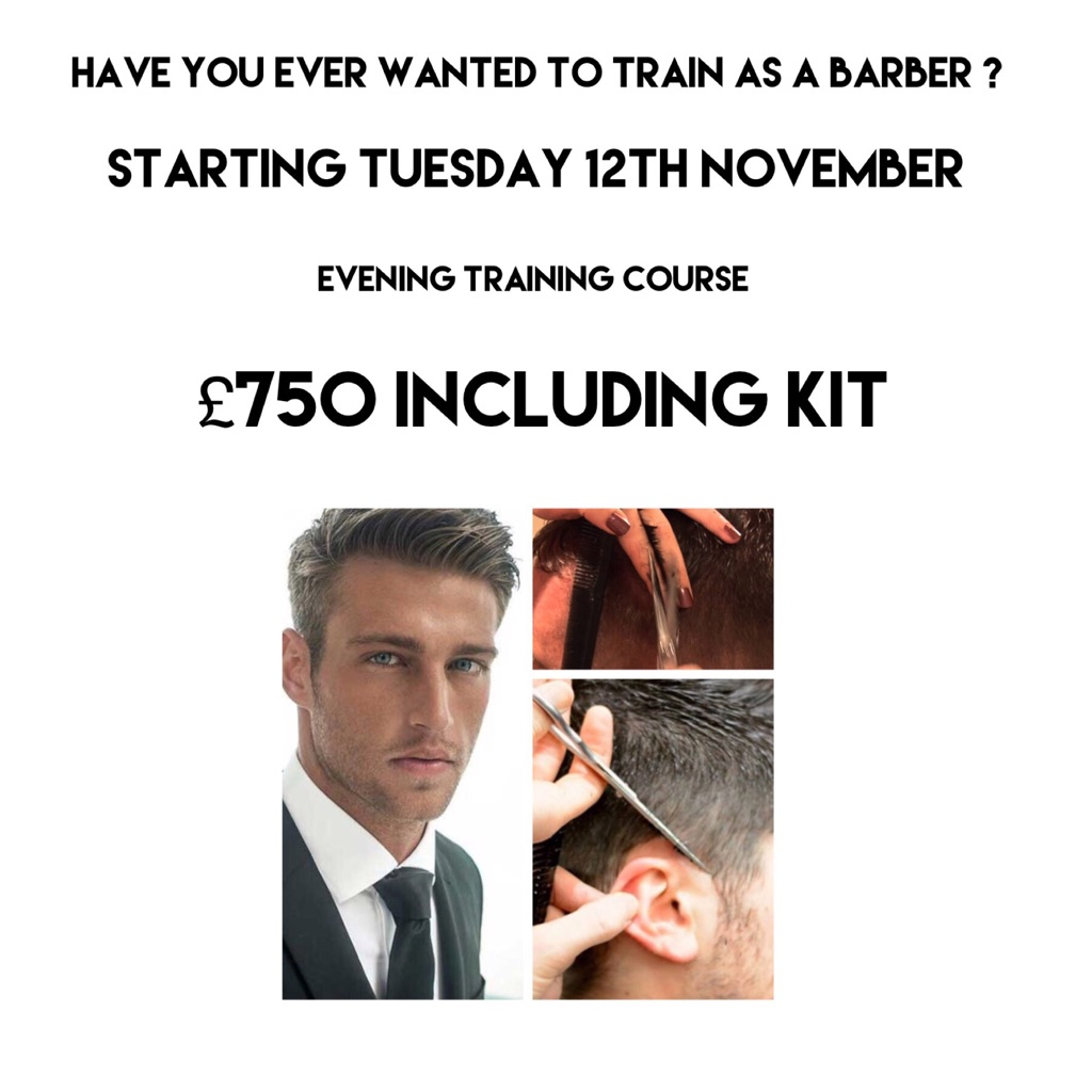 Barbering Training Course