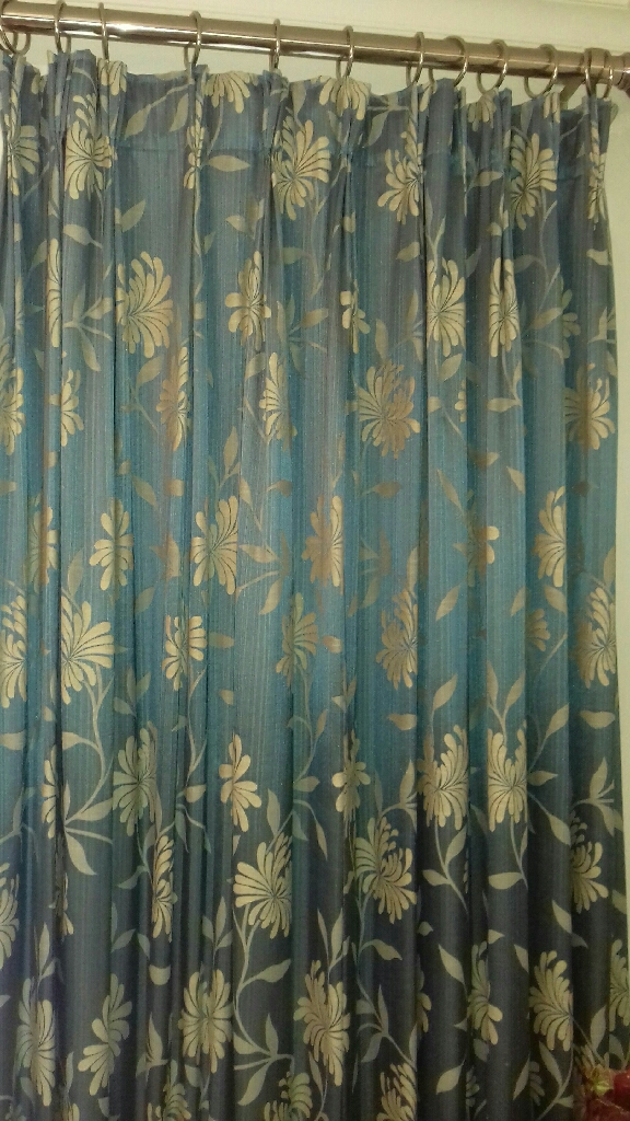 Curtains for window and patio doors