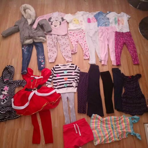 Girls 4-5 clothes