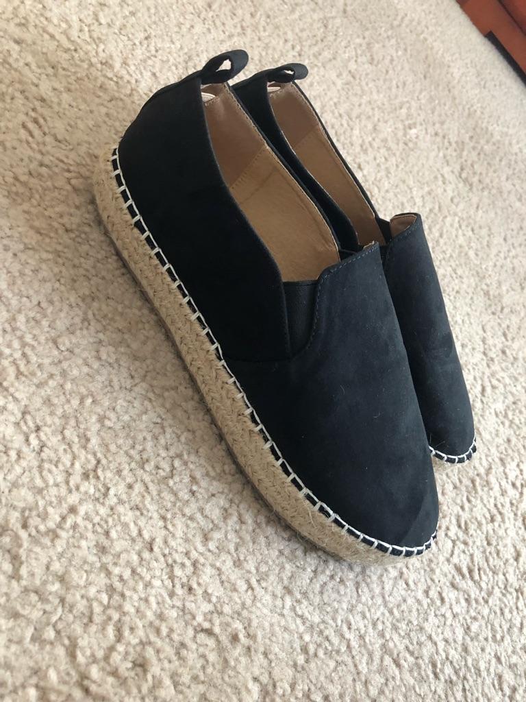 Black shoes sharlotte russe