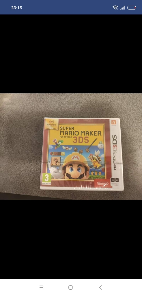 Nintendo 3DS games brand new and sealed