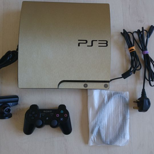 PS3 PlayStation 3 Console Packed with games!