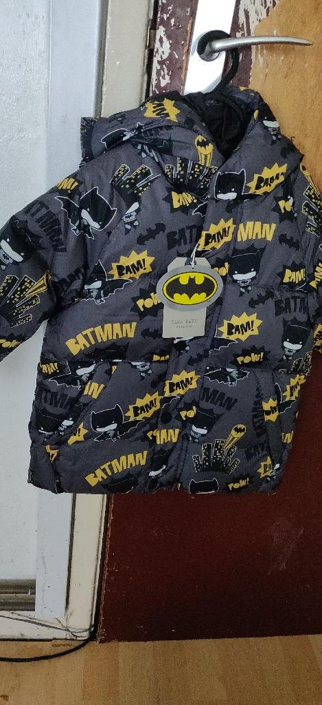 Zara boy's batman coat