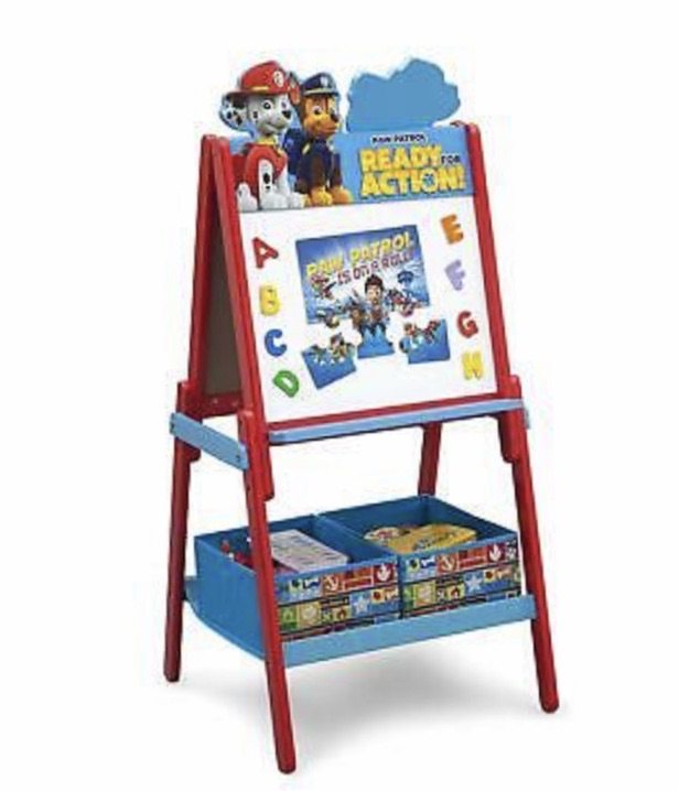 Brand New in Box Paw Patrol Easel