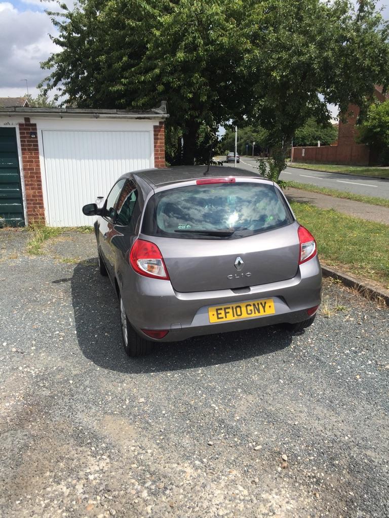 Renault Clio 2010 reg 1.2L